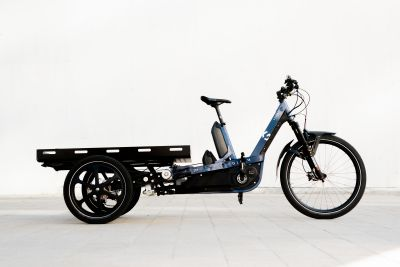 GLEAM Cargo eBike side
